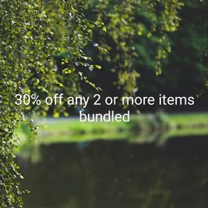 30% off BUNDLES